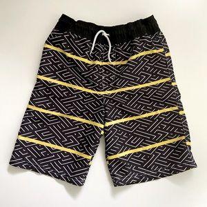 Boys Swim Shorts - Size 10-12